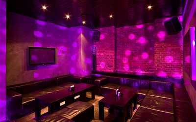 Банкетный зал ночного клуба Пушкин Central Club на улице 8 Марта