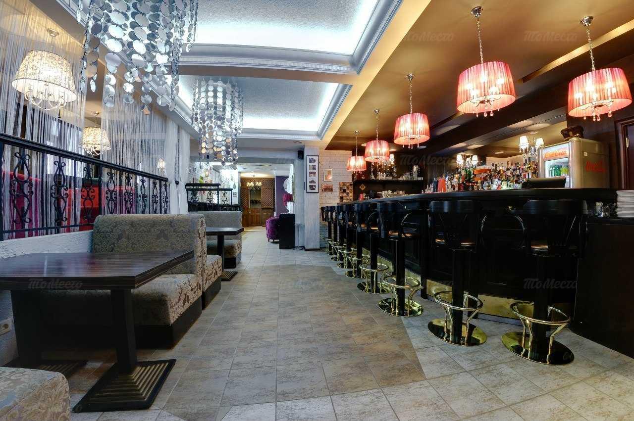 Меню бара Berry bar (Берри бар) на улице Белинского