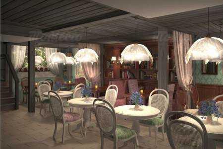 Меню кафе Room на улице Радищева