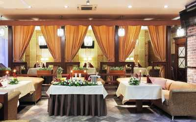 Банкетный зал ресторана Пале Рояль в Сибирском тракте фото 3