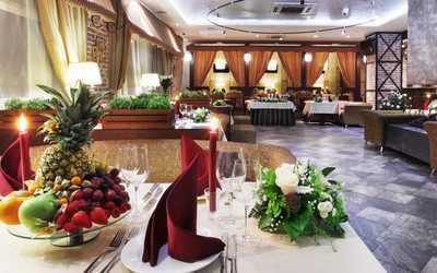 Банкетный зал ресторана Пале Рояль в Сибирском тракте фото 1
