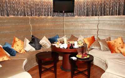 Банкетный зал кафе Emporio (Эмпорио) в 1-м Тверском-Ямском переулке