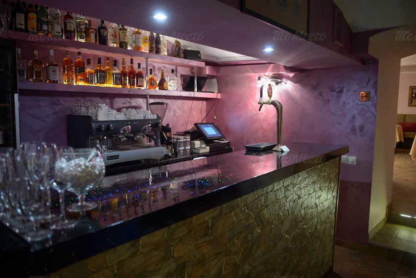 Меню ресторана Bella Grotta (Белла Гротта) на Большой Бронной улице