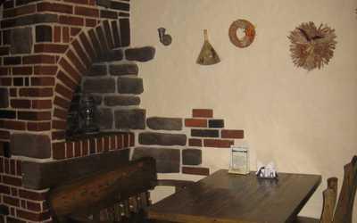 Банкетный зал кафе Лепота на Восточной улице