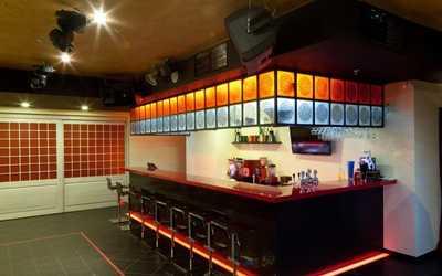 Банкетный зал бара, ресторана Bamboo (Бамбу) на улице Татищева фото 3