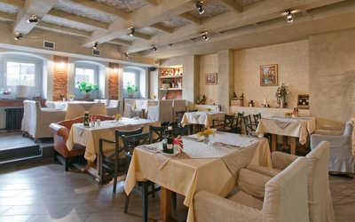 Банкетный зал ресторана Bocco di Bacco на 1-й Брестской улице фото 2