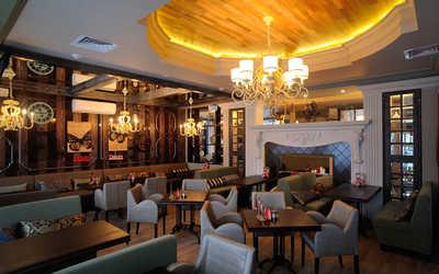 Банкетный зал кафе Коттедж на Заводской улице фото 1