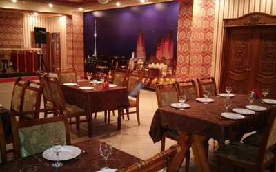 Банкетный зал кафе Виват на Авиационной улице фото 1