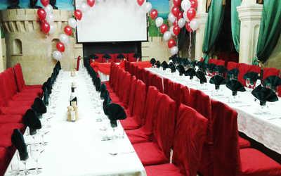 Банкетный зал ночного клуба Сабантуй на Артинской улице