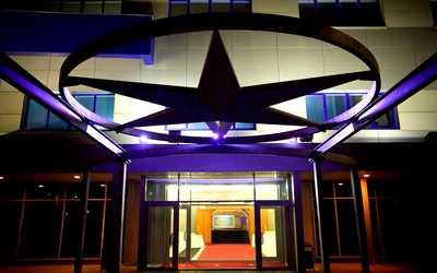 Банкетный зал ресторана Галерея успеха на улице Блюхера фото 1
