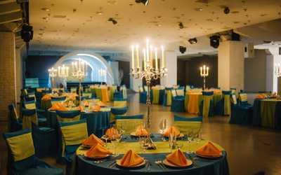 Банкетный зал ресторана Галерея успеха на улице Блюхера