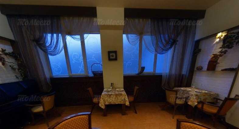 Меню кафе Премиум на улице Серафимы Дерябиной
