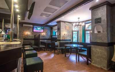 Банкетный зал пивного ресторана Хмель и Эль в Трехпрудном переулке