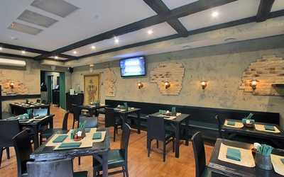 Банкетный зал пивного ресторана Хмель и Эль в Трехпрудном переулке фото 3