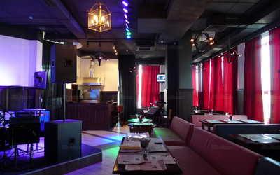 Банкетный зал ресторана Frau Muller (Фрау Мюллер) на улице 8 Марта фото 2