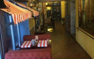 Банкетный зал кафе Бульвар в Газетном переулке