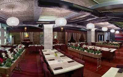 Банкетный зал ресторана Ош Пош на Красноармейской улице