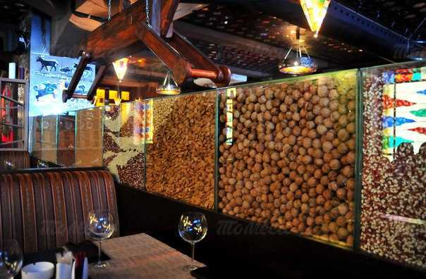 Меню ресторана Ош Пош на Красноармейской улице