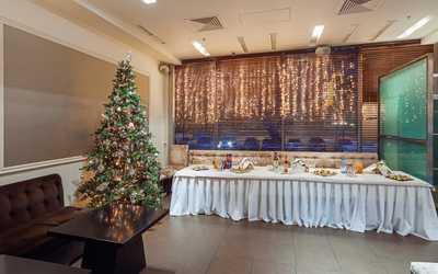 Банкетный зал ресторана Андиамо на улице Нижней Масловка