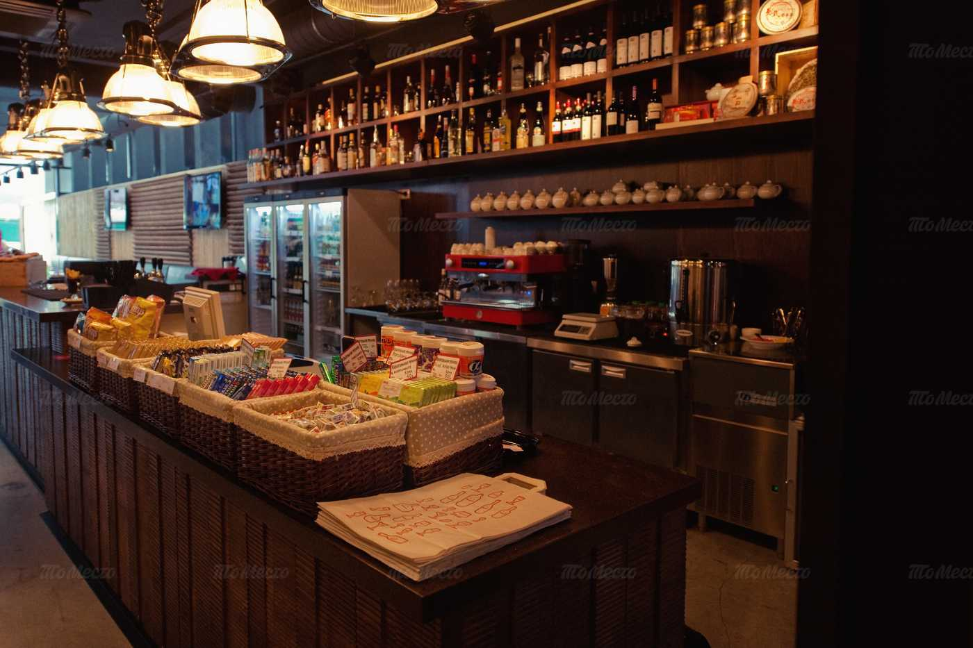Меню ресторана Бульон Крутон на улице Крылатские Холмы