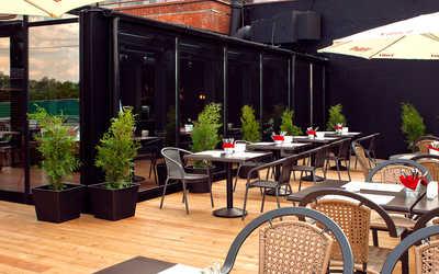 Банкетный зал ресторана Бульон Крутон на улице Крылатские Холмы