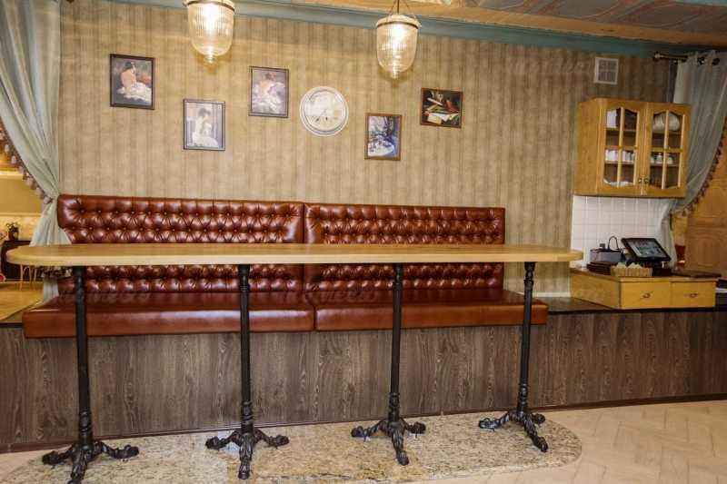 Меню ресторана Комарово на Лиговском проспекте