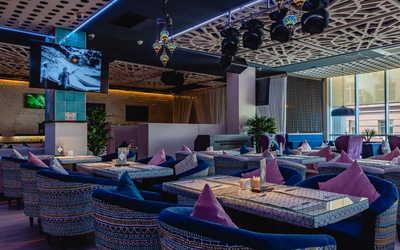 Банкетный зал ресторана Чайхана Изюм на Преображенской плащади фото 3
