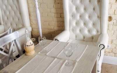 Банкетный зал ресторана CarduCCi (Кардуччи) на Съезжинской улице