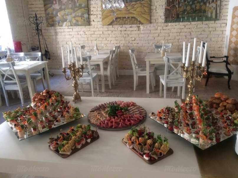 Меню ресторана CarduCCi (Кардуччи) на Съезжинской улице