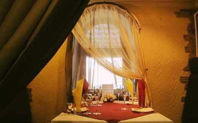 Банкетный зал бара, кафе У Ильича в Ударникове