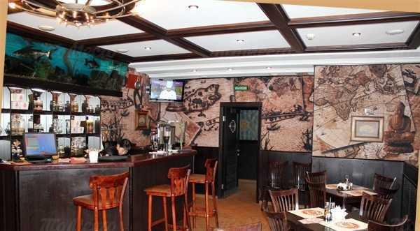 Меню кафе Мама Фуку на Комсомольской улице