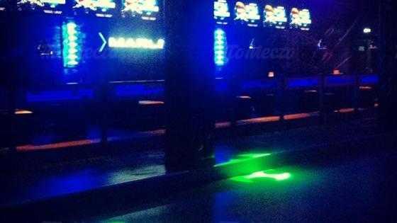 Меню ночного клуба Tesla (Тесла) на улице Максима Горького
