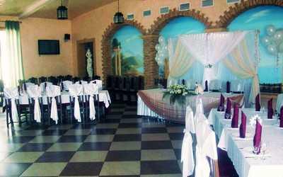 Банкетный зал ресторана Метрополь на Малиновского фото 3