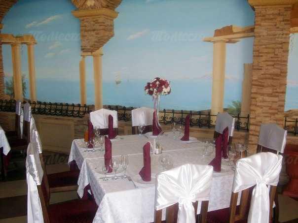 Меню ресторана Метрополь на Малиновского