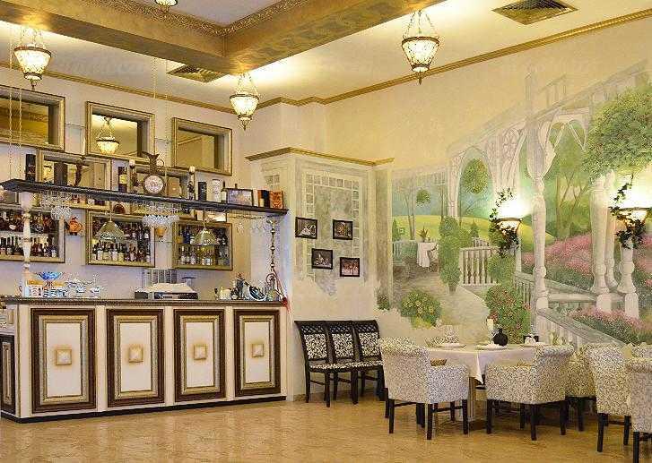 Меню ресторана Саджио на Бодрой улице