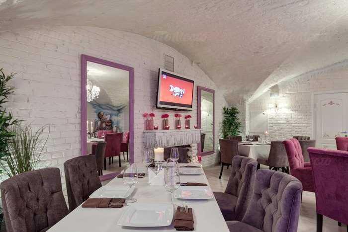 Меню бара, ресторана The Podwall (Подвал) в Китайгородском проезде