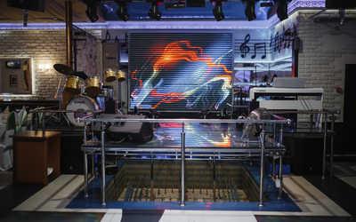 Банкетный зал кафе Делис в Таганрогской фото 2