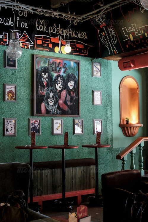 Меню бара, кафе, ночного клуба Бухарест в Проселочной