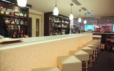 Банкетный зал ресторана Cinq Sens (Пять чувств) в Звенигородском фото 2