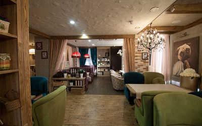 Банкетный зал бара Basilico bar (Базилико бар) в Белинскоге фото 3
