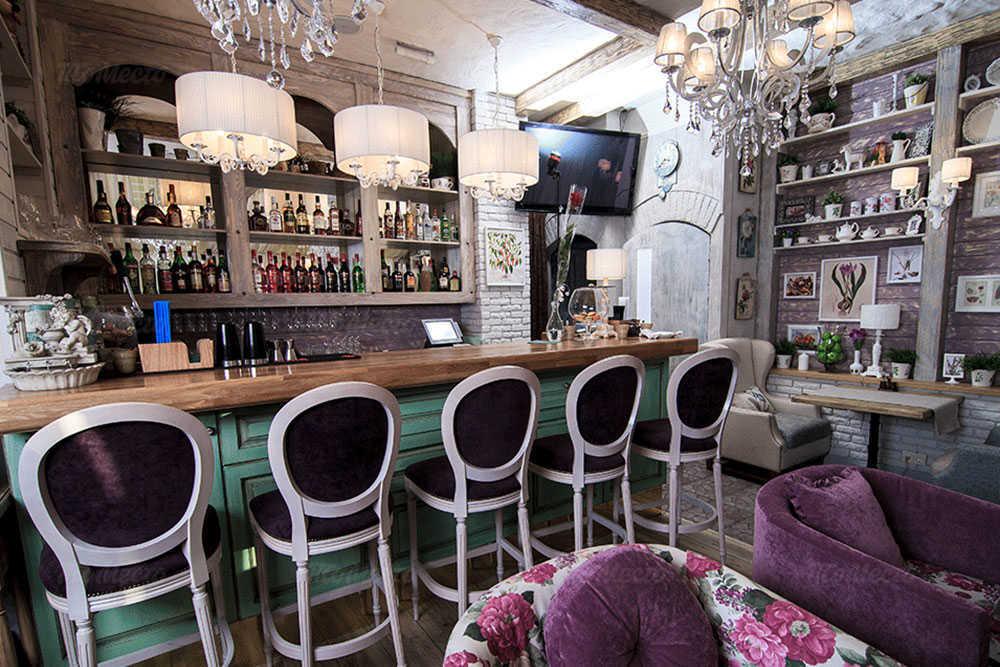 Меню бара Basilico bar (Базилико бар) в Белинскоге