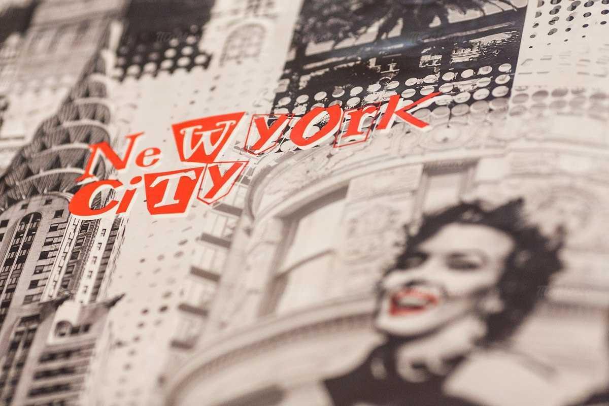 Меню бара, кафе, ресторана Нью-Йорк (New York) в Большой Садовой
