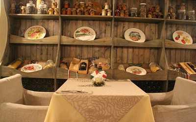 Банкетный зал ресторана Bocca di Bacco (Бокка ди Бакко) на 1-й Брестской улице фото 3