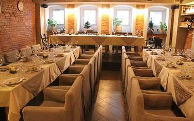 Банкетный зал ресторана Bocca di Bacco (Бокка ди Бакко) на 1-й Брестской улице фото 2