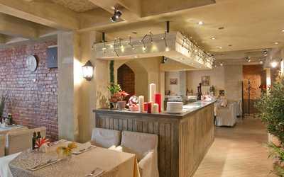Банкетный зал ресторана Bocca di Bacco (Бокка ди Бакко) на 1-й Брестской улице фото 1