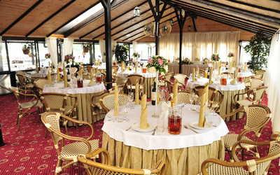 Банкетный зал ресторана Старая Мельница на Левобережной улице фото 1