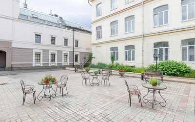 Банкетный зал ресторана Cafe de Arts на Маршала Соколовского фото 3