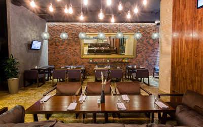 Банкетный зал кафе Boncafe на Малоохтинском проспекте фото 3
