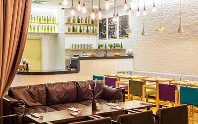 Банкетный зал кафе Boncafe на Малоохтинском проспекте фото 2