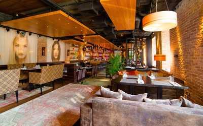 Банкетный зал ресторана Оранж 3 (Orange Tree) в Тверском